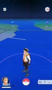 海の上を歩くバグ・面白画像