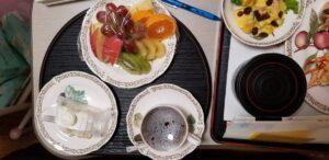 かみや母と子のクリニックの食事3